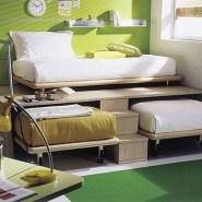 Cute Boys Bedroom Design Ideas For Small Space 63