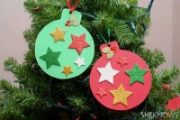 Cute Christmas Decoration Ideas Your Kids Will Totally Love 35