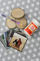 Easy And Creative DIY Photo Christmas Ornaments Ideas 03