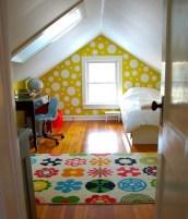 Elegant Teenage Girls Bedroom Decoration Ideas 07