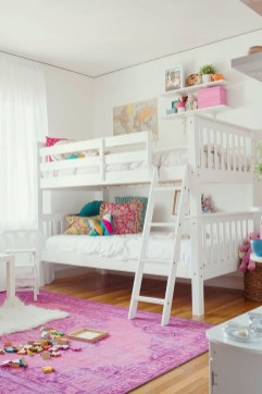 Elegant Teenage Girls Bedroom Decoration Ideas 09