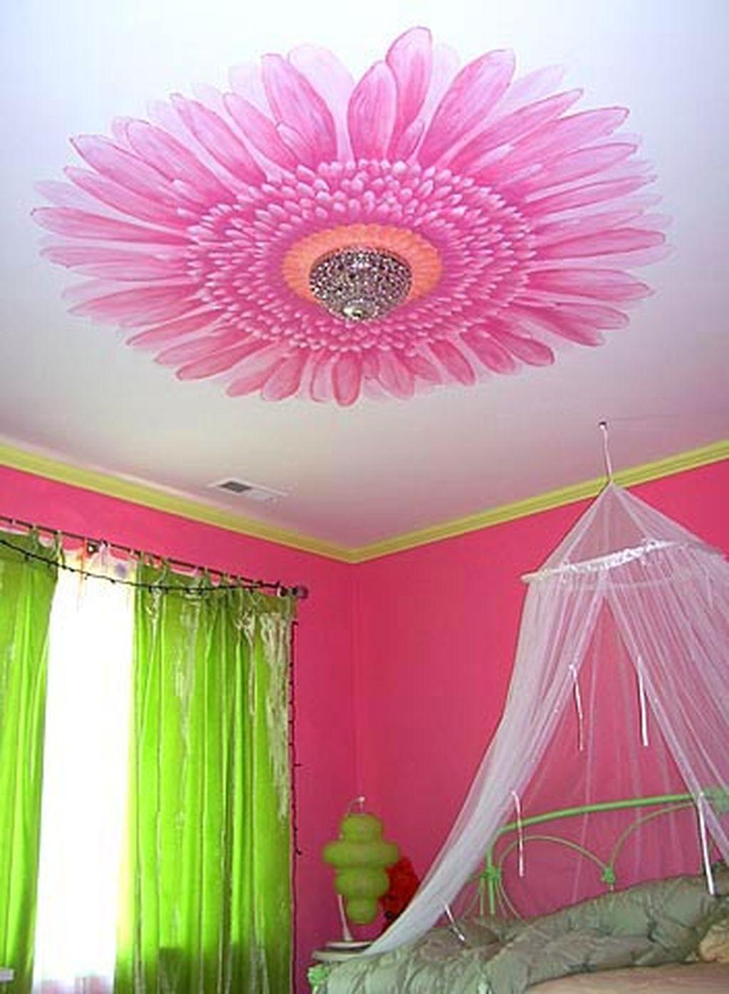 Elegant Teenage Girls Bedroom Decoration Ideas 23