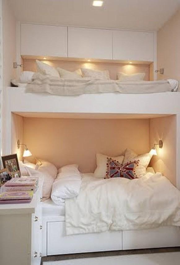 Elegant Teenage Girls Bedroom Decoration Ideas 24