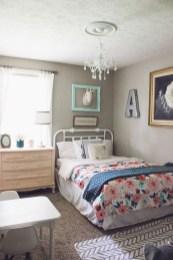 Elegant Teenage Girls Bedroom Decoration Ideas 30
