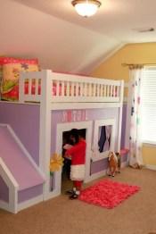 Elegant Teenage Girls Bedroom Decoration Ideas 39