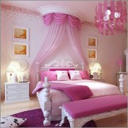 Elegant Teenage Girls Bedroom Decoration Ideas 58