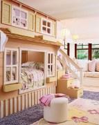 Elegant Teenage Girls Bedroom Decoration Ideas 59