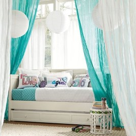 Elegant Teenage Girls Bedroom Decoration Ideas 61