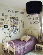 Elegant Teenage Girls Bedroom Decoration Ideas 82