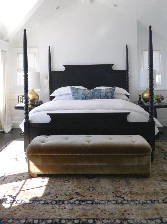 Gorgeous Vintage Master Bedroom Decoration Ideas 15