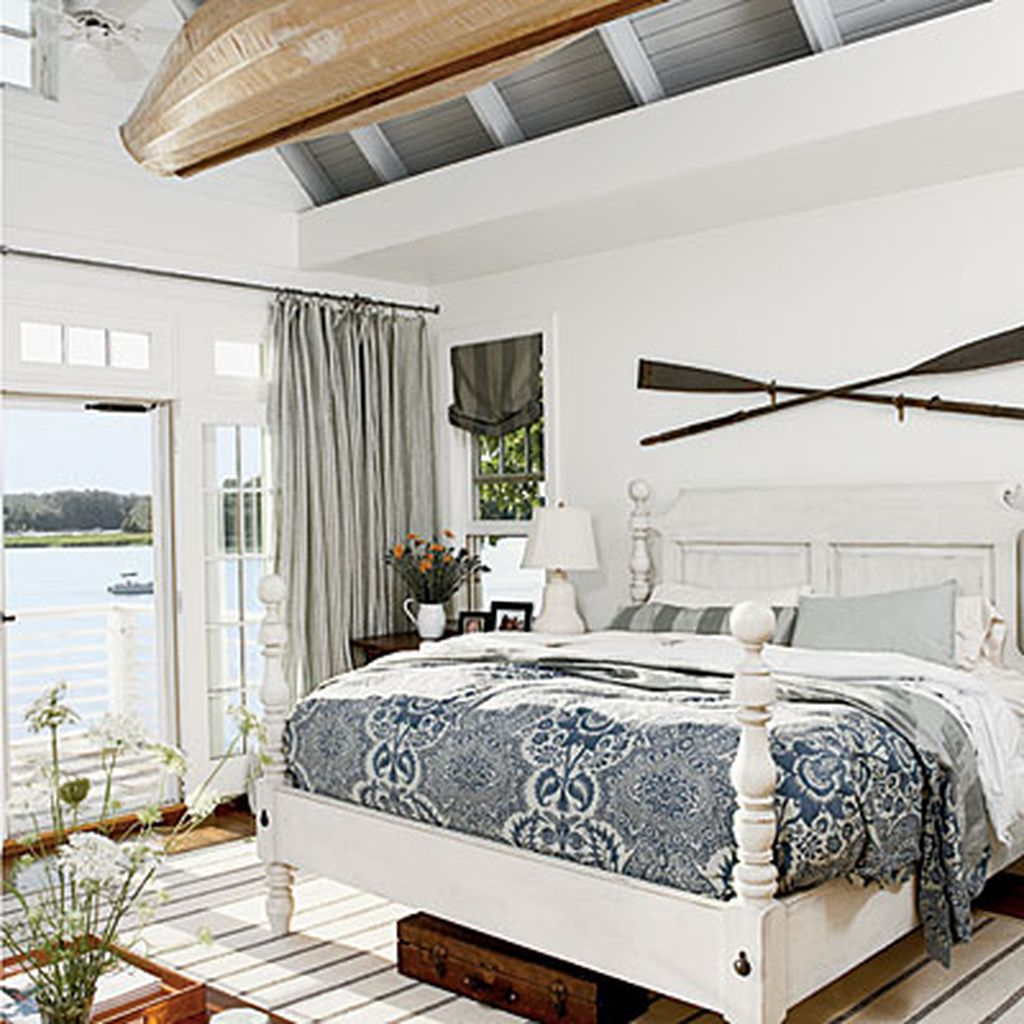 Gorgeous Vintage Master Bedroom Decoration Ideas 25