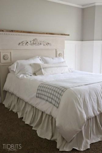 Gorgeous Vintage Master Bedroom Decoration Ideas 27