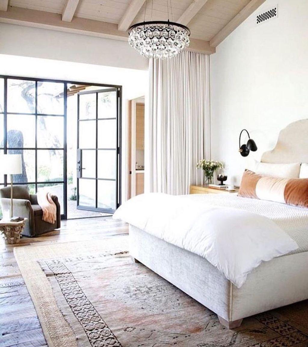 Gorgeous Vintage Master Bedroom Decoration Ideas 30