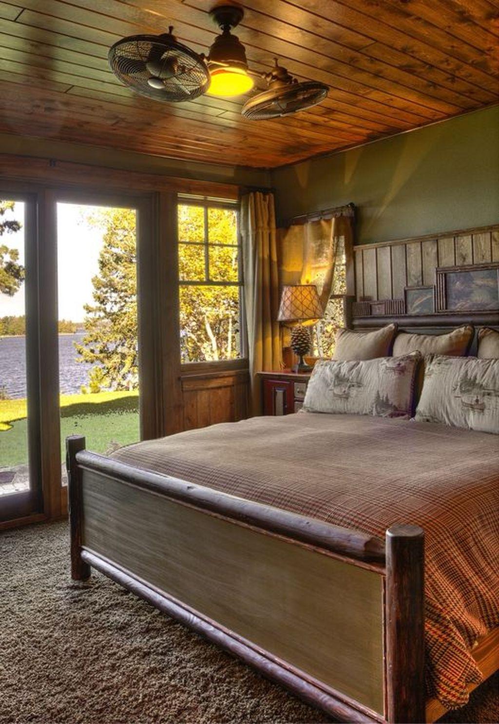 Gorgeous Vintage Master Bedroom Decoration Ideas 57