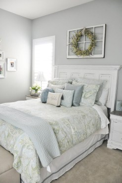 Gorgeous Vintage Master Bedroom Decoration Ideas 74
