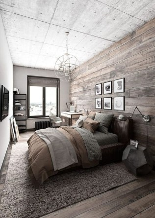 Gorgeous Vintage Master Bedroom Decoration Ideas 81
