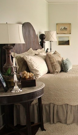 Gorgeous Vintage Master Bedroom Decoration Ideas 83