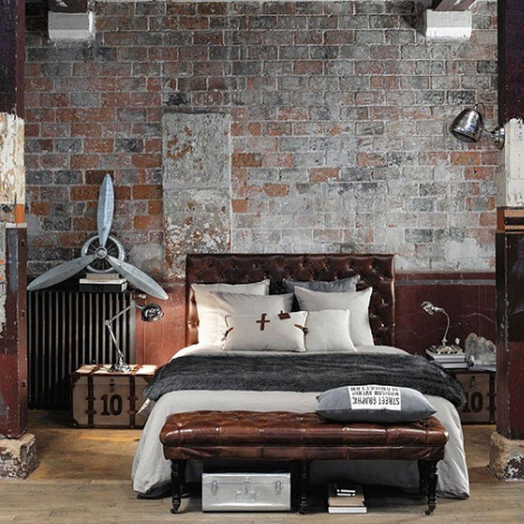 Gorgeous Vintage Master Bedroom Decoration Ideas 84