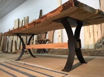 Incredible Industrial Farmhouse Coffee Table Ideas 02
