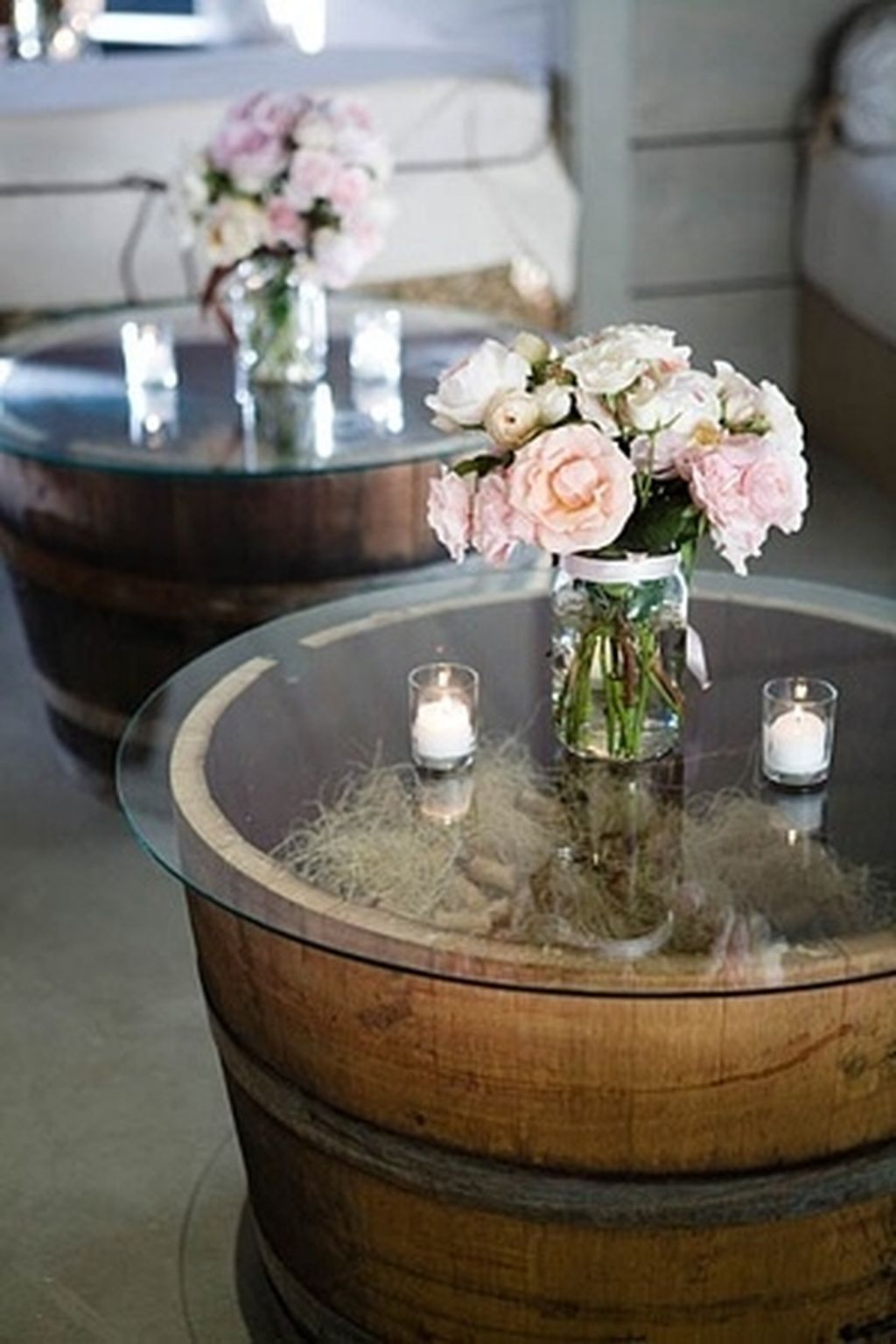 Incredible Industrial Farmhouse Coffee Table Ideas 13