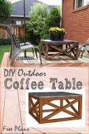 Incredible Industrial Farmhouse Coffee Table Ideas 34