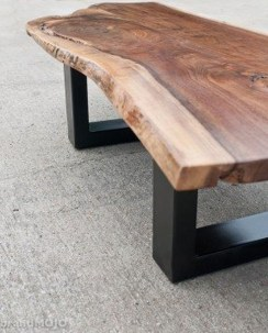Incredible Industrial Farmhouse Coffee Table Ideas 39