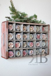 Incredible Rustic Farmhouse Christmas Decoration Ideas 51