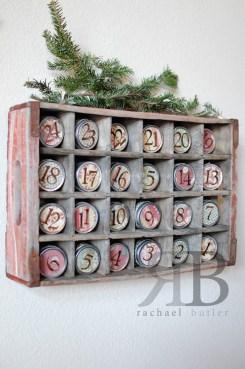 Incredible Rustic Farmhouse Christmas Decoration Ideas 51
