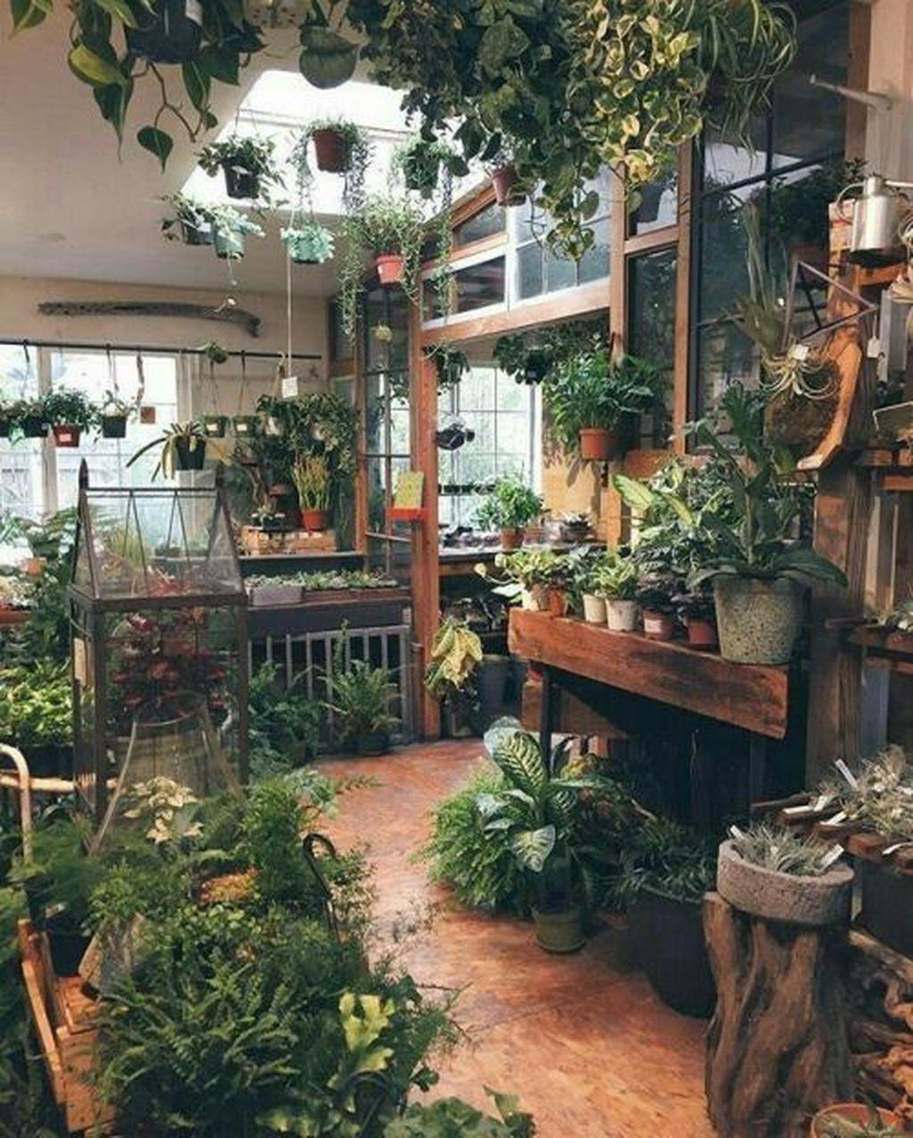 Inspiring Indoor Plans Garden Ideas To Makes Your Home More Cozier 65