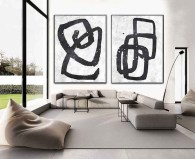 Inspiring Modern Wall Art Decoration Ideas 12