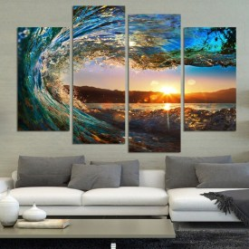 Inspiring Modern Wall Art Decoration Ideas 26
