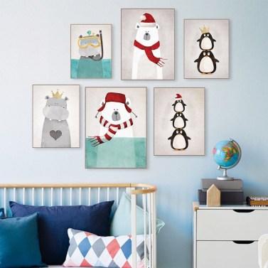 Inspiring Modern Wall Art Decoration Ideas 33