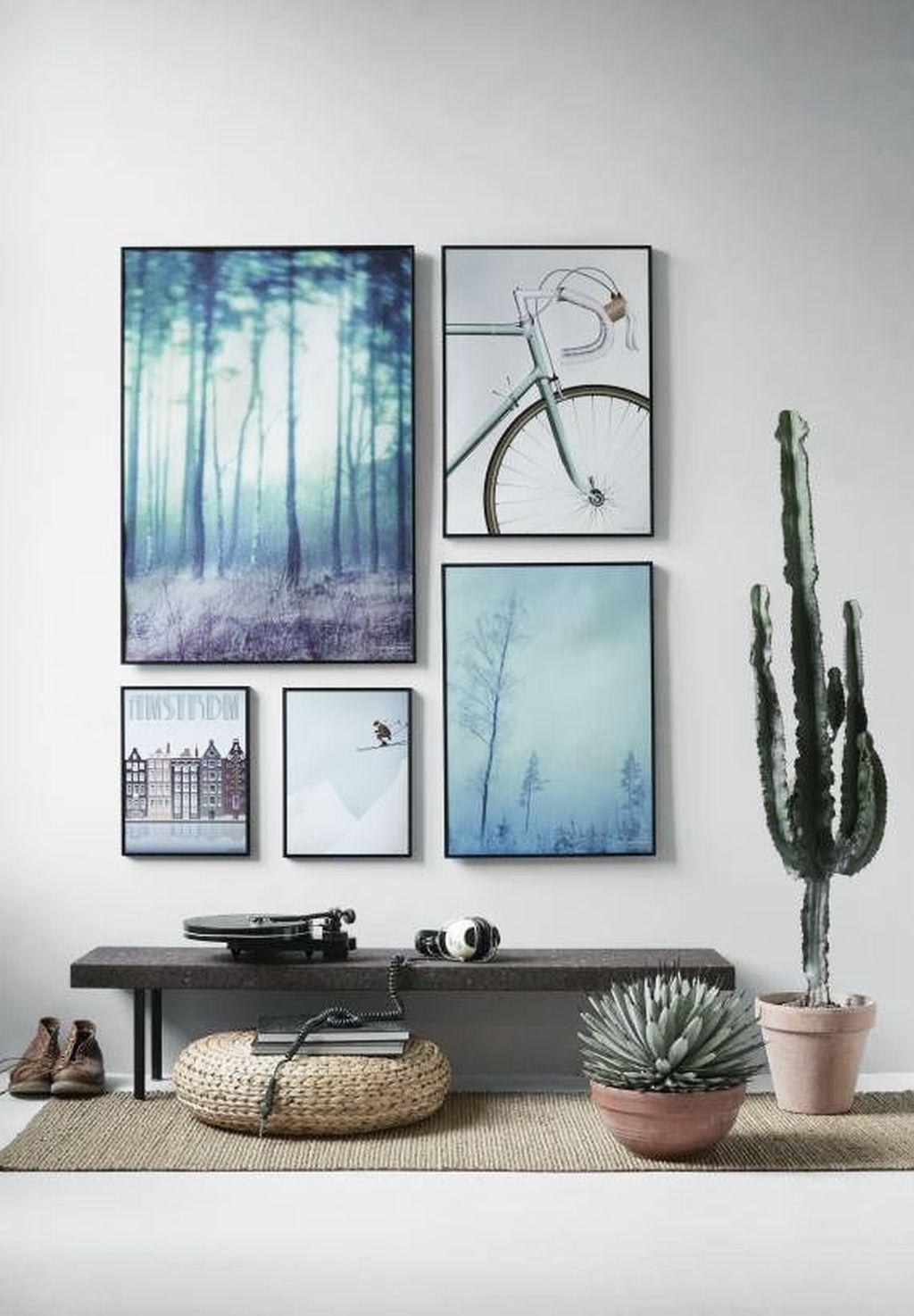 Inspiring Modern Wall Art Decoration Ideas 36