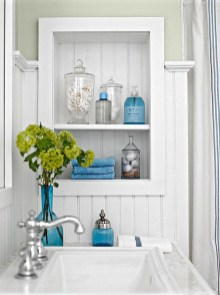 Inspiring Rustic Bathroom Vanity Remodel Ideas 11