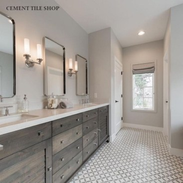Inspiring Rustic Bathroom Vanity Remodel Ideas 15