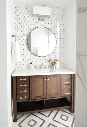 Inspiring Rustic Bathroom Vanity Remodel Ideas 36