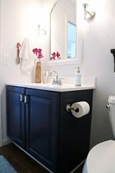 Inspiring Rustic Bathroom Vanity Remodel Ideas 48