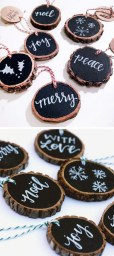 Inspiring Rustic Christmas Tree Decoration Ideas For Cheerful Day 42