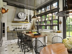 Inspiring Traditional Victorian Kitchen Remodel Ideas 23