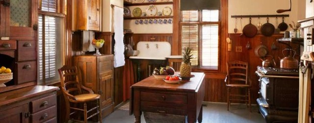 Inspiring Traditional Victorian Kitchen Remodel Ideas 44