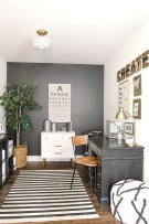 Modern Industrial Farmhouse Decoration Ideas 30