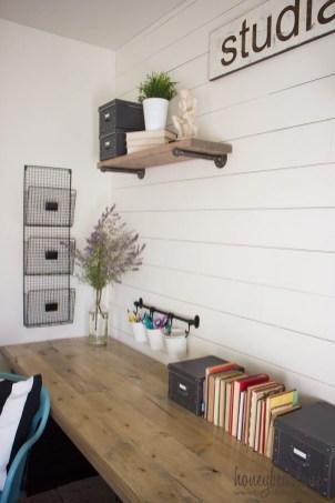 Modern Industrial Farmhouse Decoration Ideas 32