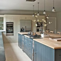 Totally Outstanding Traditional Kitchen Decoration Ideas 03