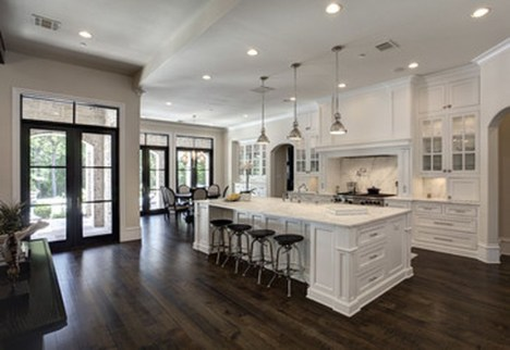 Totally Outstanding Traditional Kitchen Decoration Ideas 10