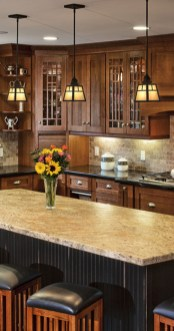 Totally Outstanding Traditional Kitchen Decoration Ideas 100