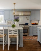 Totally Outstanding Traditional Kitchen Decoration Ideas 59