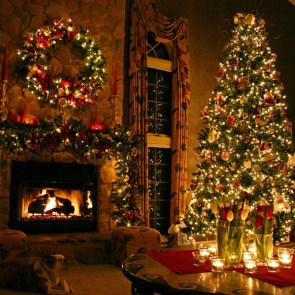 37 Totally Adorable Traditional Christmas Decoration Ideas 26