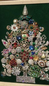 37 Totally Beautiful Vintage Christmas Tree Decoration Ideas 21