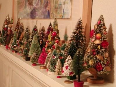 37 Totally Beautiful Vintage Christmas Tree Decoration Ideas 34