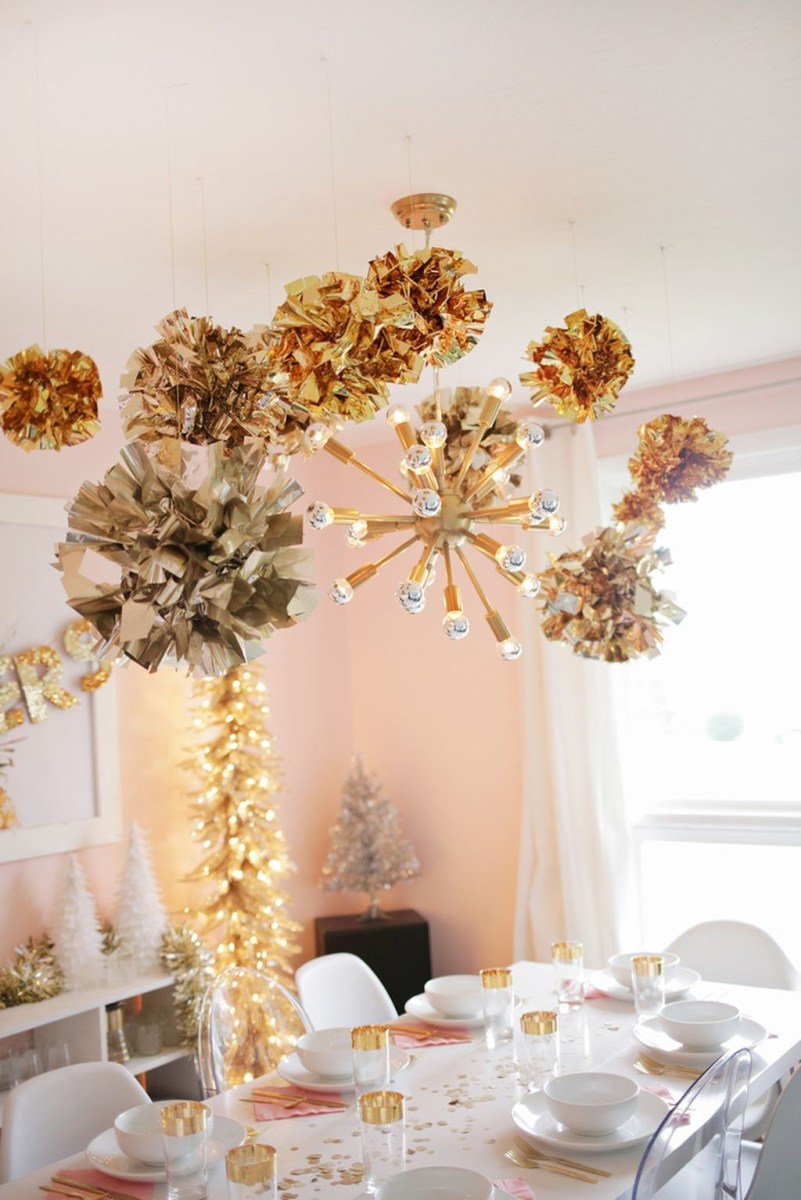 40 Amazing Ideas How To Use Jingle Bells For Christmas Decoration 09